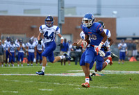 Franklin makes it close, but early scores boost Whiteland