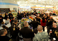 42 county children participate in Shop With Cop program