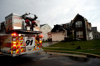 Blaze destroys family???s home