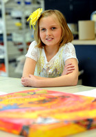 Riley patient starts craft supply project