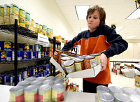 Franklin food pantry targets older students