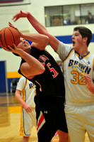 Edinburgh/Brown County Boys Basketball