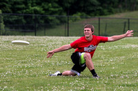 Ultimate Frisbee club soars with success