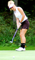 Whiteland's girls hold off Center Grove for sectional golf crown