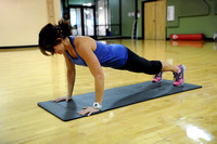 Avoid gaining holiday weight, use home for exercises