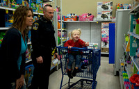 Shop with a Cop helps children