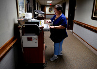 Health care facilities try to address shortage of workers