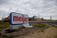 Meijer store on track to open in spring