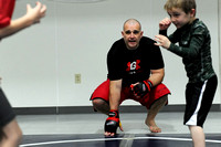 Mixed martial arts classes growing trend