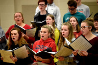 Greenwood Choir sings with Foreigner