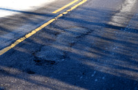 Fairview Road pothole issues