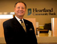 Heartland Community Bank founder retiring after 41 years in financial business