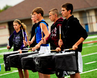 Marching bands prepare for regional competition