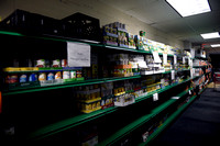 Restocking food pantries