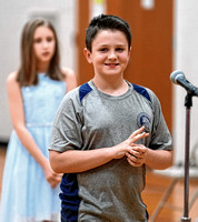 Saints Francis and Clare fifth grader wins county spelling bee