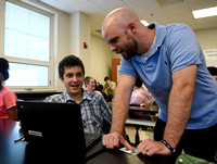 Mentors help students prepare for college