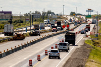 Construction, accidents have residents rethinking routes