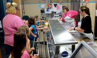 School feeding sites provide important summer service