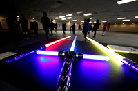 Lightsaber Academy melds ???Star Wars,??? martial arts