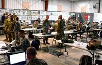 Start of busy season at Camp Atterbury