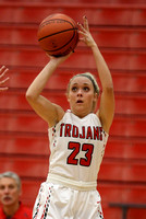 Defense propels Trojans to easy win
