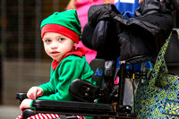Special-needs children visit St. Nick in calmer environment