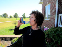 Those with asthma, allergies adjust to fall