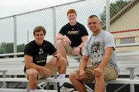 3 county student-athletes will leave soon for West Point