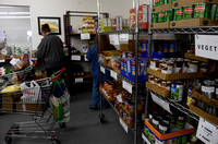 Food Pantries at the holidays