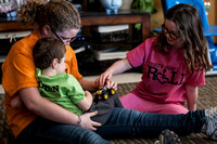 Treatment gives child with rare disorder new hope