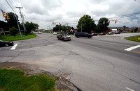 Franklin to change roadway crossing