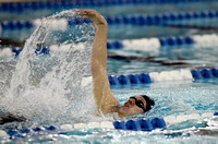 Top swimmers keep moving forward