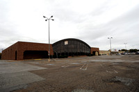 Vacant retail site waiting for buyer