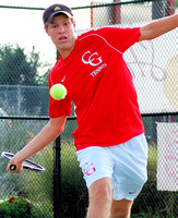 Rulers of regionals - Center Grove wins another boys tennis title