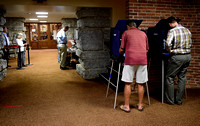 Early voting changes made