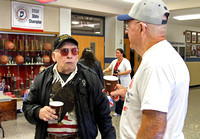 Decorated veteran speaks at school