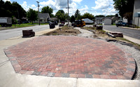 Bargersville begins work on downtown fountain