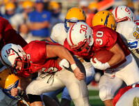 Trojans coach sees growth in loss to rival Carmel