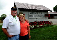 Franklin couple sees greenhouse go from hobby to business