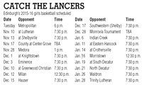 Experienced roster has Lancers looking at tournament success