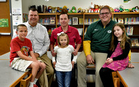 Club offers special time for dads, students