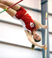 Pole vaulting mixes athleticism with a certain fearlessness