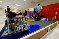 Center Grove robotics team relies on brain, not brawn