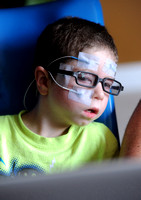 Device gives 4-year-old ability to communicate