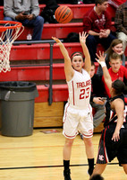 Center Grove senior making video for 3-point competition