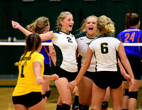 Woodmen claim conference opener