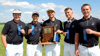 Trojans triumph in golf sectional