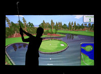 Hillview simulators allow year-round work on game