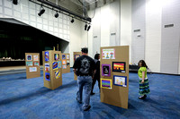 Photo gallery - Students of art show off talent